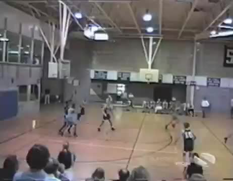 Watch and share Full Court Throw Hits Wrong Target GIFs on Gfycat