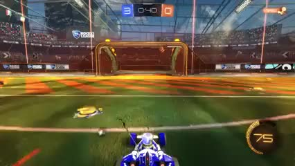Watch and share (Rocket League) Incredible Save GIFs by swal95 on Gfycat