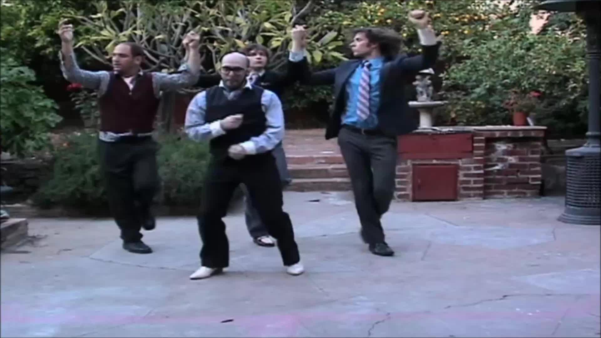 happy dance, okgo, OK Go - A Million Ways GIFs