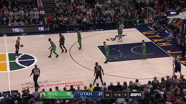 Watch and share Exum_Weakside Shooter GIFs by Ben Mallis on Gfycat