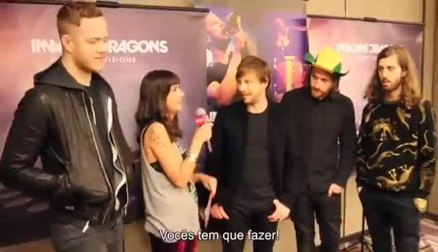 Watch this imagine dragons GIF on Gfycat. Discover more imagine dragons, music GIFs on Gfycat
