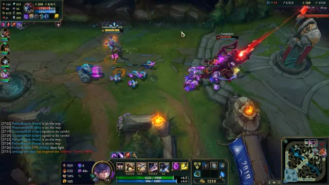 Watch and share No Sir - Parrying Cho Ult GIFs by fatherbisquik on Gfycat