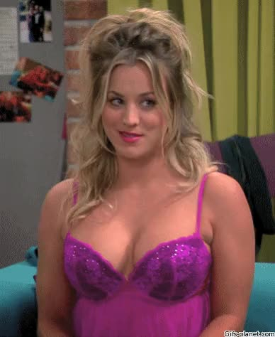 Watch and share Kaley Cuoco GIFs on Gfycat