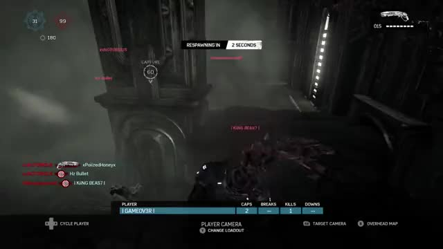 Watch and share Gearsofwar4 GIFs and Gamer Dvr GIFs by Gamer DVR on Gfycat