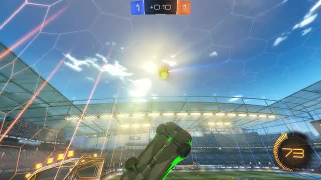 Watch Goal 3: DUCKY GIF by Gif Your Game (@gifyourgame) on Gfycat. Discover more DUCKY, Gif Your Game, GifYourGame, Goal, Rocket League, RocketLeague GIFs on Gfycat