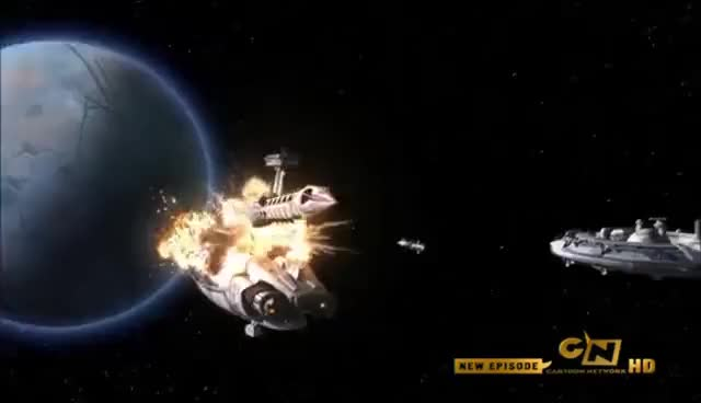 Watch Clone Wars Space Battles GIF on Gfycat. Discover more related GIFs on Gfycat