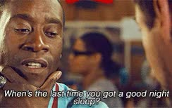 Watch this don cheadle GIF on Gfycat. Discover more don cheadle, iron man 3, james rhodes, robert downey jr GIFs on Gfycat