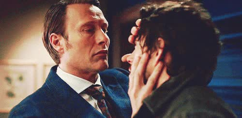 Watch and share Mads Mikkelsen GIFs and Hannibal GIFs on Gfycat
