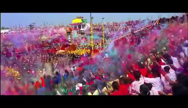 Watch and share RAM RAM | Video Song | MSG: The Messenger GIFs on Gfycat