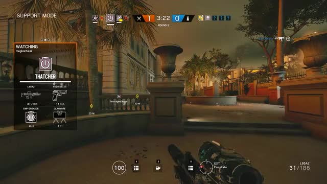 Watch and share Rainbow6 GIFs on Gfycat
