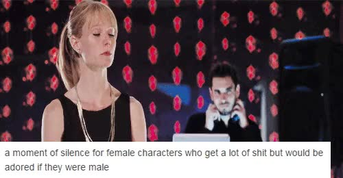 Watch and share Pepper Potts GIFs and Marveledit GIFs on Gfycat