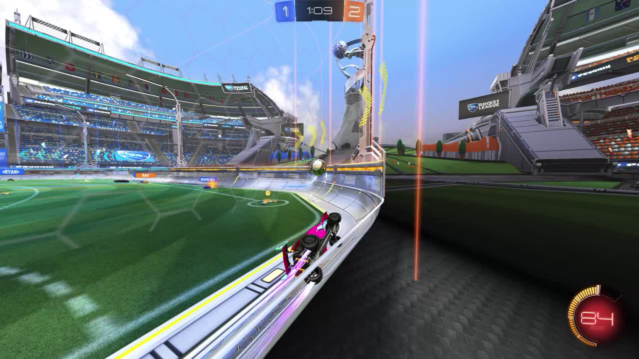 rocketleague, kirby GIFs