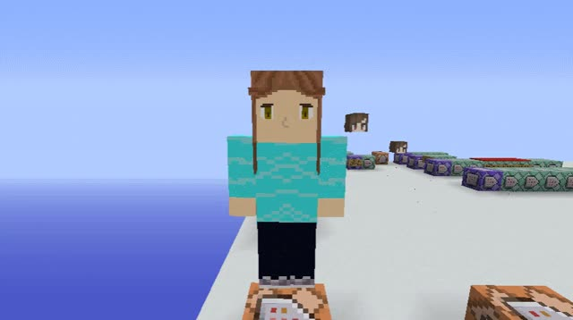 Watch Cheryl full animation GIF by @pmkexpert on Gfycat. Discover more Animation, Minecraft, NPC GIFs on Gfycat