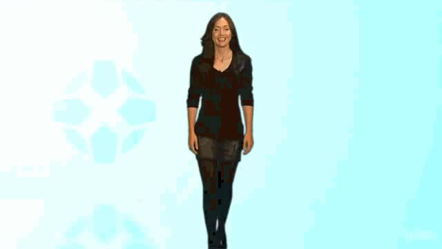 Watch and share Black Pantyhose GIFs and Jessica Chobot GIFs by Necropixistix on Gfycat