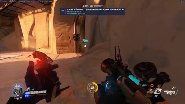 Watch Overwatch 03.24.2017 - best 15s of junk GIF by @ogkbob on Gfycat. Discover more related GIFs on Gfycat