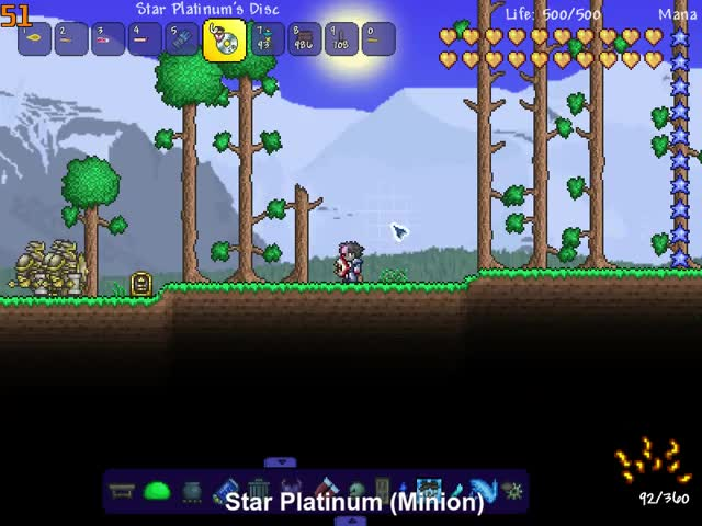 Watch and share Star Platinum (Minion) GIFs on Gfycat