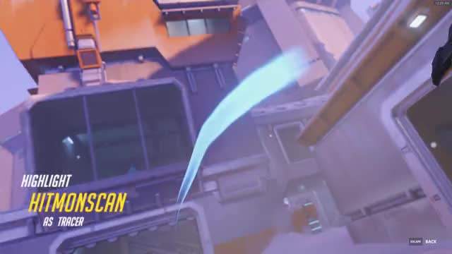 Watch and share Overwatch GIFs and Tracer GIFs by choongmarn on Gfycat