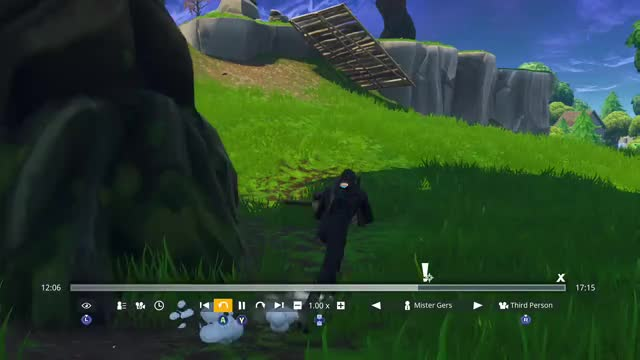 Watch and share Mister Gers GIFs and Fortnitebr GIFs by Gamer DVR on Gfycat
