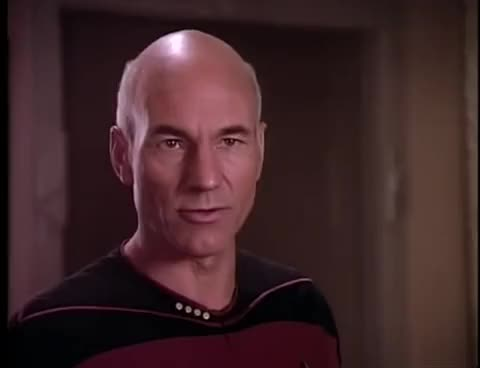 Watch and share Patrick Stewart GIFs and Enterprise GIFs on Gfycat