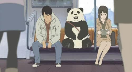 Watch manga panda GIF on Gfycat. Discover more related GIFs on Gfycat