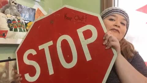 Watch stopsign GIF on Gfycat. Discover more related GIFs on Gfycat