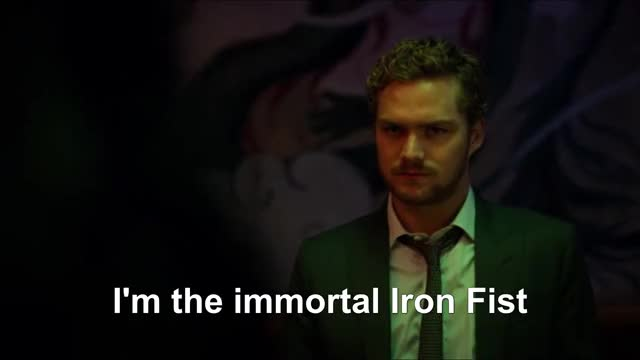 Watch this iron fist GIF on Gfycat. Discover more commentary, finn jones, iron fist, marvel, terryb2 GIFs on Gfycat