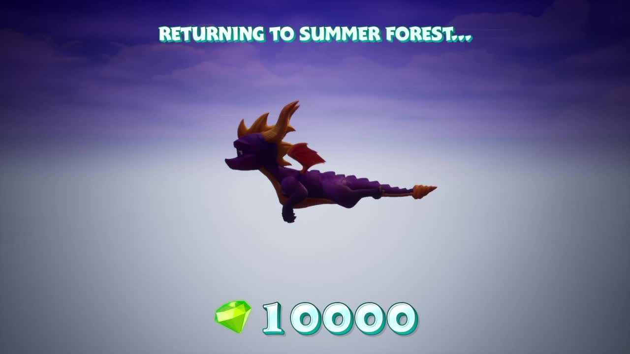 #PS4share, Gaming, Johnny McFlander Pants Jr., PlayStation 4, Sony Interactive Entertainment, Spyro Reignited Trilogy, Spyro Superflight Summer Forest GIFs
