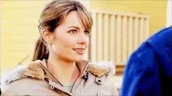 Watch and share Erica Durance GIFs and Tom Welling GIFs on Gfycat