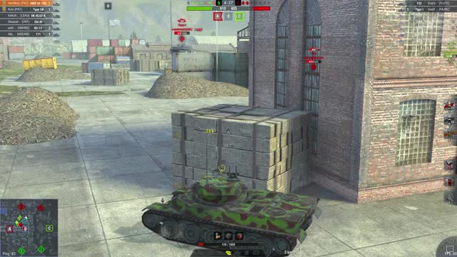 Watch and share Wot Blitz GIFs on Gfycat