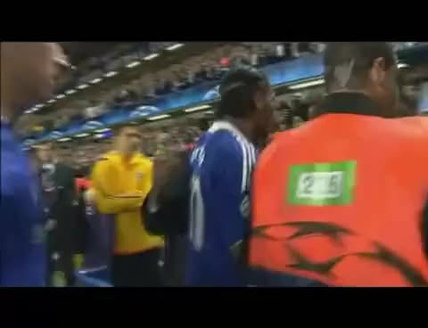 """Watch and share Didier Drogba: """"It's A Fucking Disgrace!"""" UNCENSORED GIFs on Gfycat"""