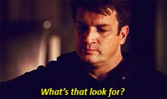 Watch and share Gif Spoilers Mine 1000 Castle Kate Beckett 500 Caskett Castle X Beckett Rick Castle CASTLE Spoilers Castlegif Scared To Death GIFs on Gfycat