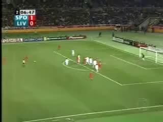 Watch and share Rogerio Ceni X Gerrard GIFs on Gfycat