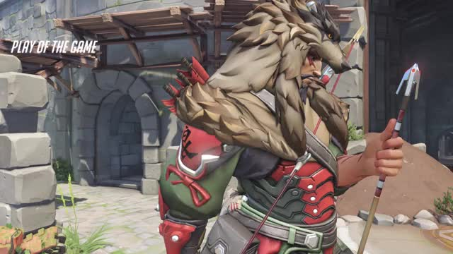 Watch and share Overwatch GIFs and Hanzo GIFs by mjshadow on Gfycat