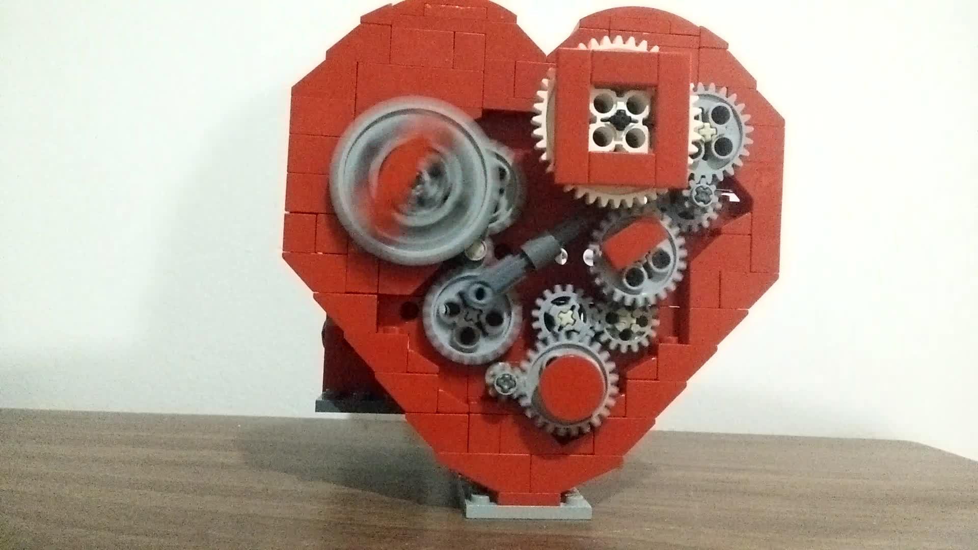 lego, Clockwork Heart GIFs