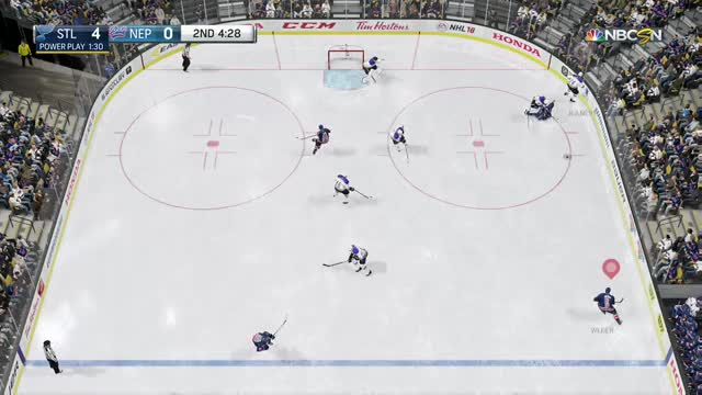 Watch Lucky Shot GIF by Xbox DVR (@xboxdvr) on Gfycat. Discover more EASPORTSNHL18, YaHeardWithPerd, xbox, xbox dvr, xbox one GIFs on Gfycat
