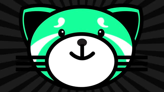 Watch and share The Weeknd Kiss Land Green Red Panda Loop GIFs by tactical_hog on Gfycat