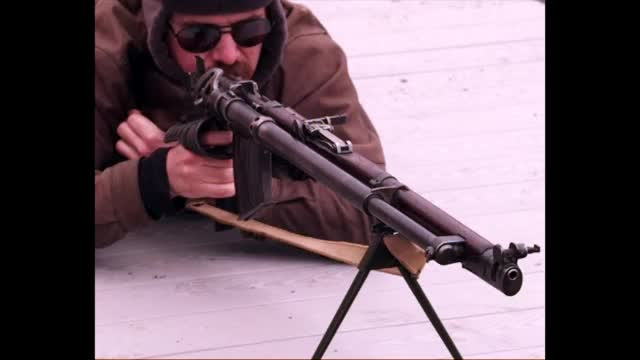 Watch M1915 Howell Automatic Rifle Enfield Conversion GIF on Gfycat. Discover more automatic rifle, howell, howell rifle GIFs on Gfycat