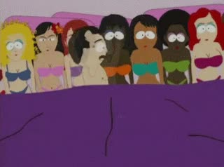 Watch Animated Meme: Randy Marsh: Booby Bed GIF on Gfycat. Discover more related GIFs on Gfycat