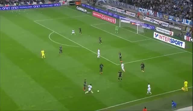 Watch But AP. GIGNAC (30') / Olympique de Marseille - Paris Saint-Germain (2-3) -  (OM - PSG) / 2014-15 GIF on Gfycat. Discover more related GIFs on Gfycat
