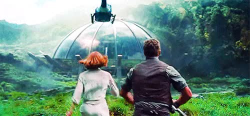 Watch and share Jurassic World Mine GIFs and Claire Dearing GIFs on Gfycat