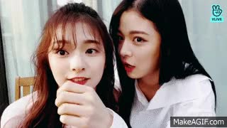 Watch and share Nakyung GIFs on Gfycat