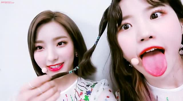 Watch and share Hayoung GIFs and Saerom GIFs by Hyosung on Gfycat