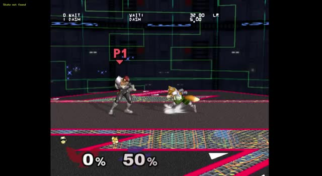 Watch and share Pivot Nair Vs Fox FH Nair Approaches GIFs by benrachman on Gfycat