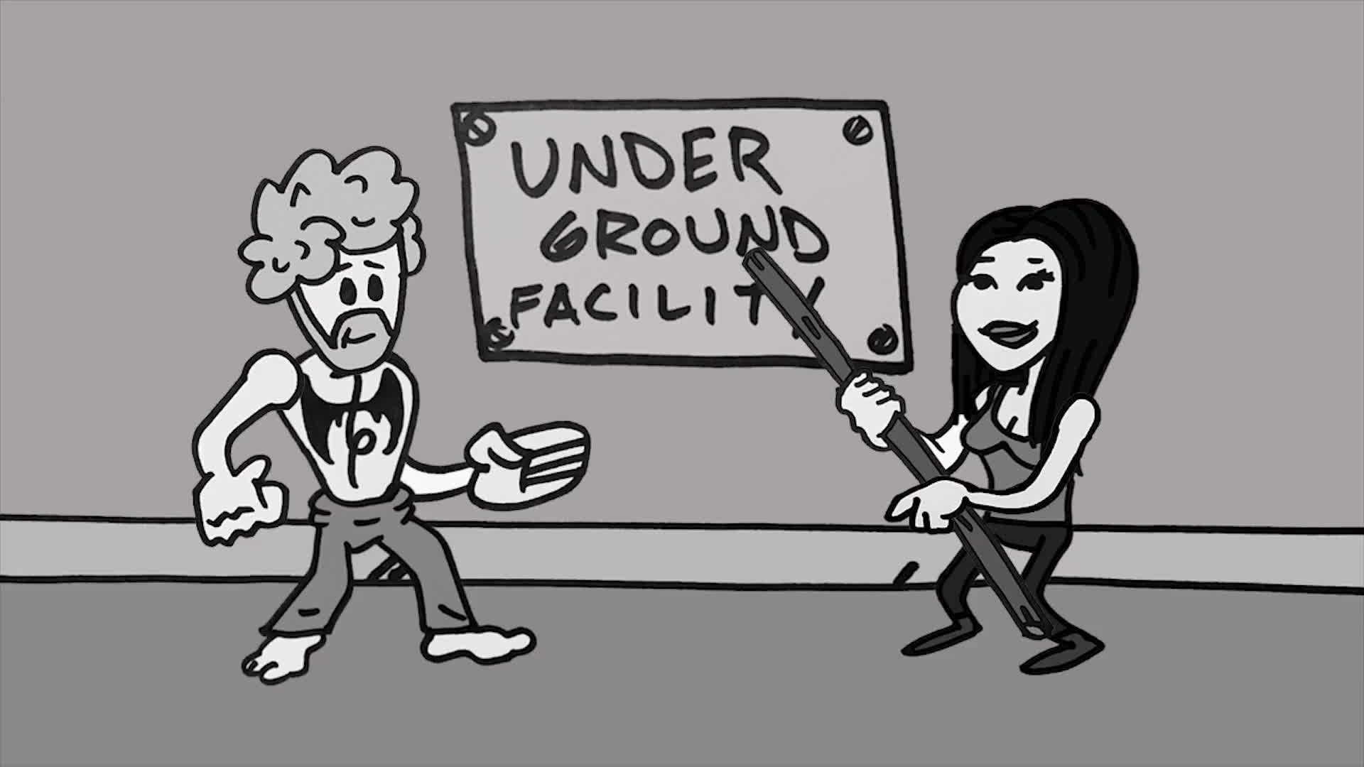 animation, defenders, playerdotone, Defenders Episode One Recap GIFs