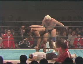 NJPW Dream Matches GIFs