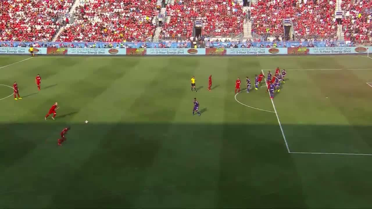 Jozy Altidore Goal vs. Orlando GIFs