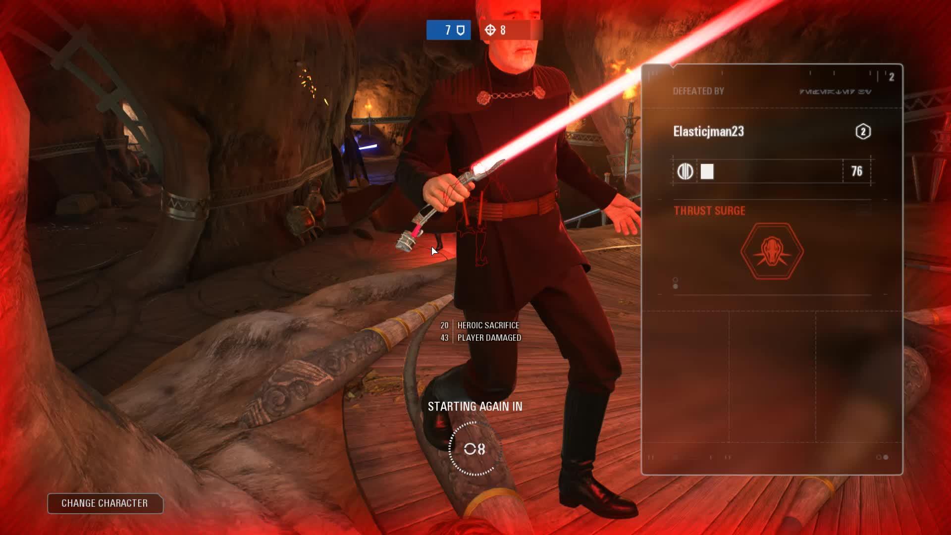 starwarsbattlefront, Star Wars Battlefront II (2017) 2019.03.24 - 23.14.55.03.DVR GIFs