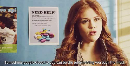 Watch and share Holland Roden GIFs and Lydia Martin GIFs on Gfycat
