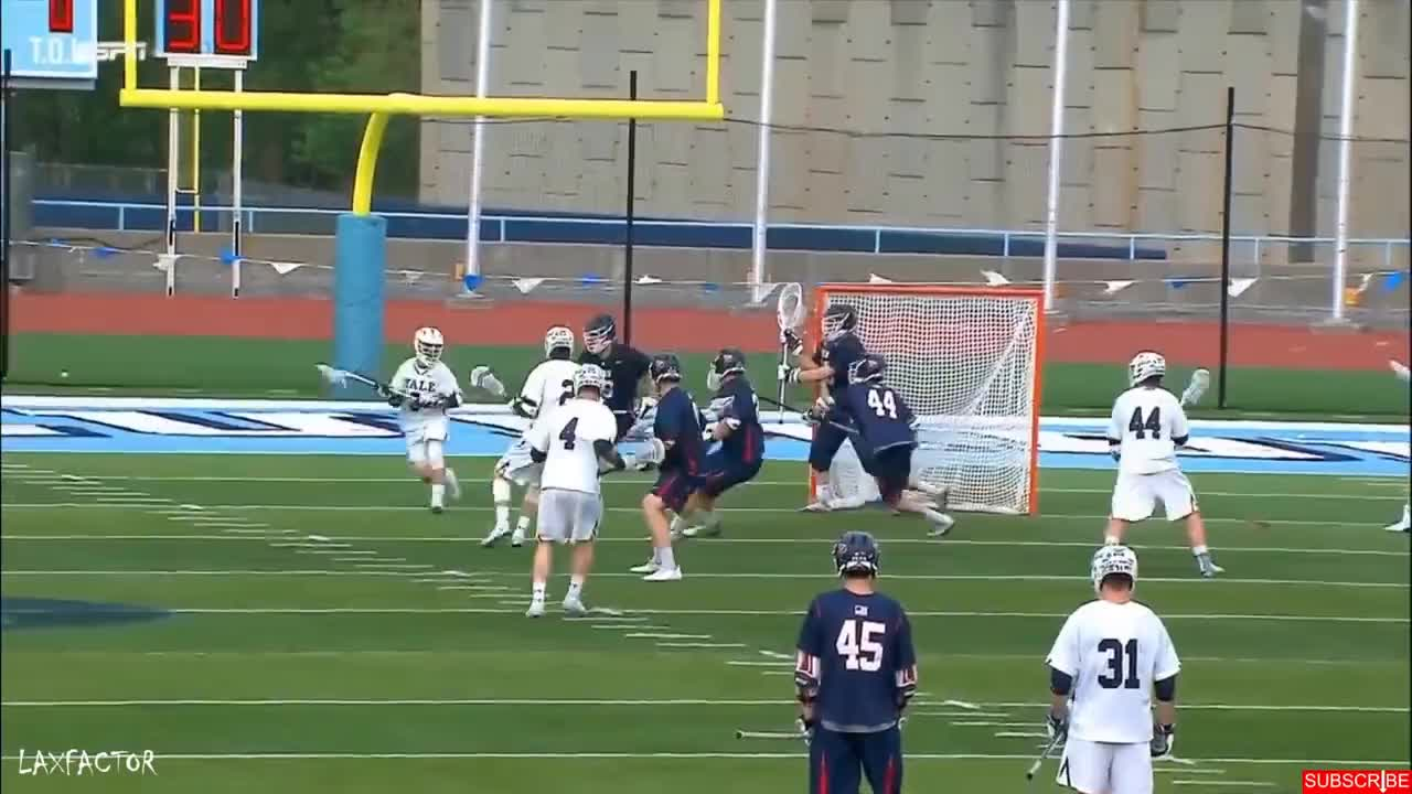 lacrosse, Penn vs. Yale Lacrosse Highlights 2018 Ivy League Semifinal GIFs