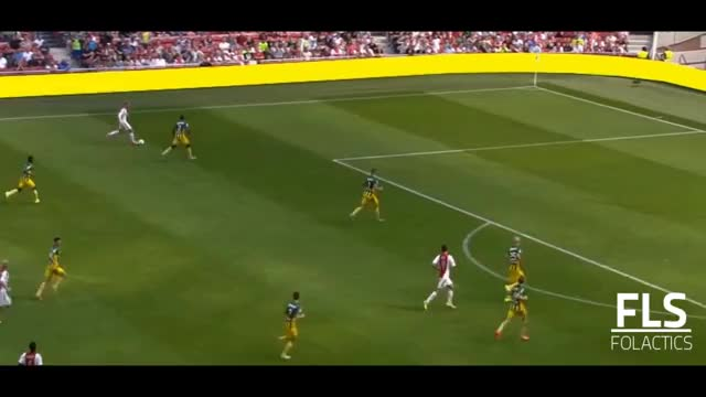 Watch and share Viktor Fischer Ajax GIFs by non-relevant on Gfycat